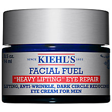 Buy Kiehl's Facial Fuel Heavy Lifting Eye Repair, 14ml Online at johnlewis.com