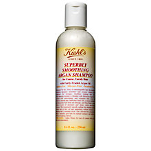 Buy Kiehl's Superbly Smoothing Argan Shampoo, 250ml Online at johnlewis.com