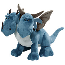 Buy Double Headed Dragon Soft Toy Online at johnlewis.com