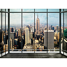 Buy 1Wall New York Wall Mural Online at johnlewis.com