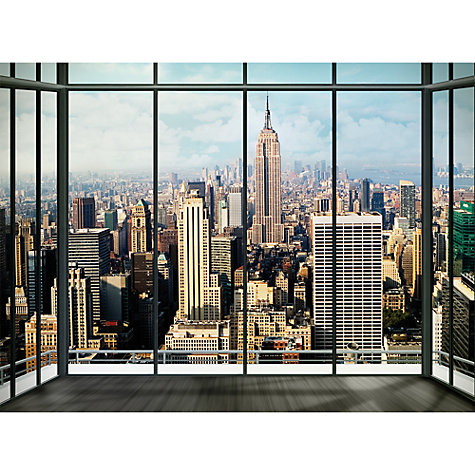 buy 1wall new york wall mural online at. Black Bedroom Furniture Sets. Home Design Ideas