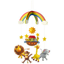 Buy Orange Tree Noah's Ark Mobile Online at johnlewis.com