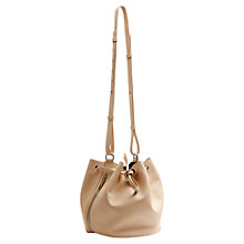 Buy Whistles Mini Onslow Bucket Across Body Bag Online at johnlewis.com
