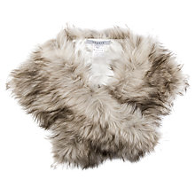 Buy Chesca Faux Fur Collar Scarf Online at johnlewis.com