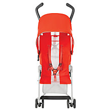 Buy Maclaren Mark II Buggy, Orange Online at johnlewis.com