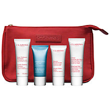 Buy Clarins Bespoke Kit Online at johnlewis.com