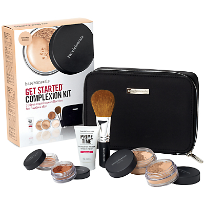 shop for bareMinerals Get Started® Complexion Kit at Shopo