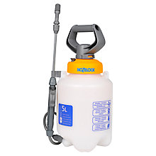 Buy Hozelock Standard Pressure Sprayer, 5L Online at johnlewis.com