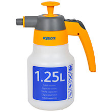 Buy Hozelock Spraymist Pressure Sprayer, 1.25L Online at johnlewis.com