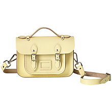 "Buy The Cambridge Satchel Company Mini 8.5"" Satchel Bag Online at johnlewis.com"