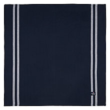 Buy Lexington Striped Napkin, Blue/White Online at johnlewis.com