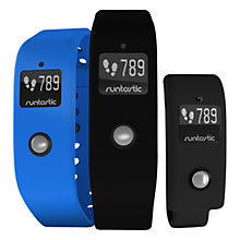 Buy Runtastic Orbit Activity, Fitness and Sleep Tracker, Blue/Black Online at johnlewis.com