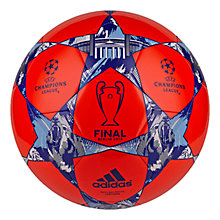 Buy Adidas Champions League Finale 2015 Capitano Football Online at johnlewis.com