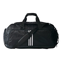 Buy Adidas 3-Stripes Performance Medium Team Bag Online at johnlewis.com