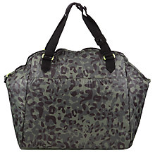 Buy Adidas Printed Tote Bag, Camouflage Green Online at johnlewis.com