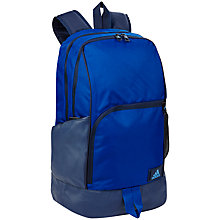 Buy Adidas NGA 1.0 Backpack, Blue Online at johnlewis.com