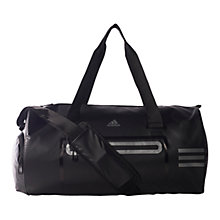 Buy Adidas Climacool Team Bag Small, Black Online at johnlewis.com