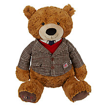 Buy John Lewis Country Lewis Bear, Large Online at johnlewis.com