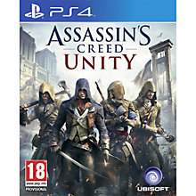 Buy Assassin's Creed: Unity, PS4 Online at johnlewis.com