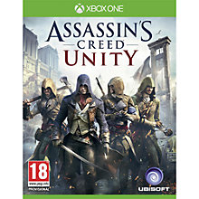 Buy Assassin's Creed: Unity, Xbox One Online at johnlewis.com