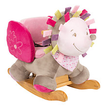 Buy Nattou Manon Hedgehog Toddler Rocker Online at johnlewis.com