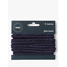 Buy John Lewis Cord, 3m Online at johnlewis.com