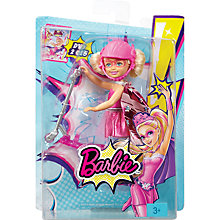 Buy Barbie in Princess Power Scooter Kira / Chelsea Doll Online at johnlewis.com