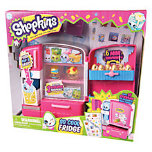 Buy Shopkins So Cool Fridge Set Online at johnlewis.com