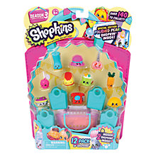 Buy Shopkins 12-Pack Set, Season 3 Online at johnlewis.com