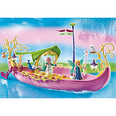 Click here for Playmobil Fairies Fairy Queen's Ship