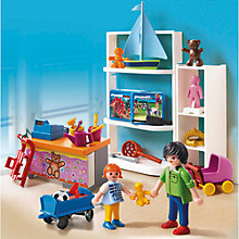 Buy Playmobil City Life Toy Shop Online at johnlewis.com