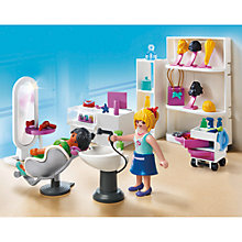Buy Playmobil City Life Beauty Salon Online at johnlewis.com