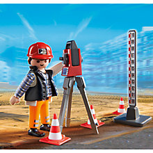 Buy Playmobil City Action Surveyor Online at johnlewis.com