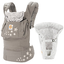 Buy Ergobaby Bundle of Joy Baby Carrier, Galaxy/Grey Online at johnlewis.com