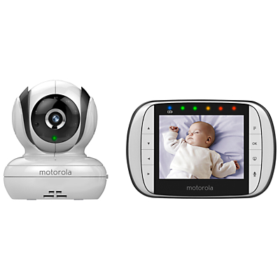 Motorola MBP 36S Digital Video Baby Monitor