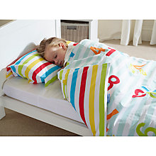 Buy Grobag Counting Sheep Gro-To-Bed Bedding Set, Blue/Multi Online at johnlewis.com