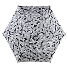 Buy Radley Cherry Blossom Dog Umbrella, Grey Online at johnlewis.com