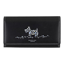 Buy Radley Rosemary Gardens Large Leather Purse Online at johnlewis.com