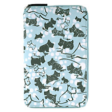Buy Radley Cherry Blossom Dog Kindle Cover, Blue Online at johnlewis.com
