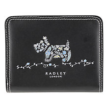 Buy Radley Rosemary Gardens Medium Leather Purse Online at johnlewis.com