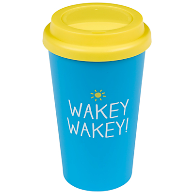 Happy Jackson Wakey Wakey Travel Mug