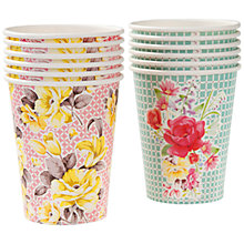 Buy Talking Tables Truly Scrumptious Cups, Pack of 12 Online at johnlewis.com