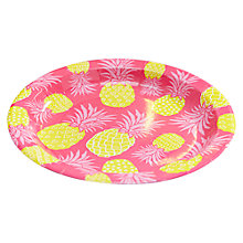 Buy Ginger Ray Neon Summer Plates, Pack of 8 Online at johnlewis.com