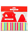 Talking Tables Bright Stripe Party Boxes, Pack of 4