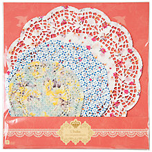 Buy Talking Tables Truly Scrumptious Doilies, Pack of 24 Online at johnlewis.com