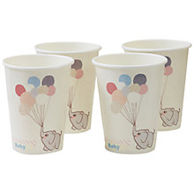 Buy Ginger Ray Little One Party Cups Online at johnlewis.com