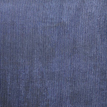 Buy John Lewis Bacall Fabric, Navy Online at johnlewis.com