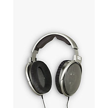 Buy Sennheiser HD 650 Full Size Reference Headphones, Titanium Online at johnlewis.com