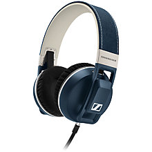 Buy Sennheiser Urbanite XL G Full Size Headphones for Android, Denim Blue Online at johnlewis.com