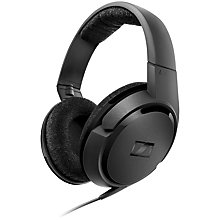 Buy Sennheiser HD 419 Over-Ear Headphones, Black Online at johnlewis.com